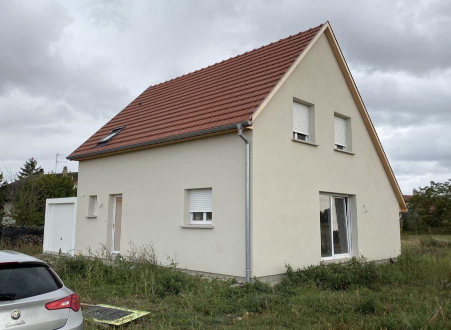 Maison deux pans Niederentzen