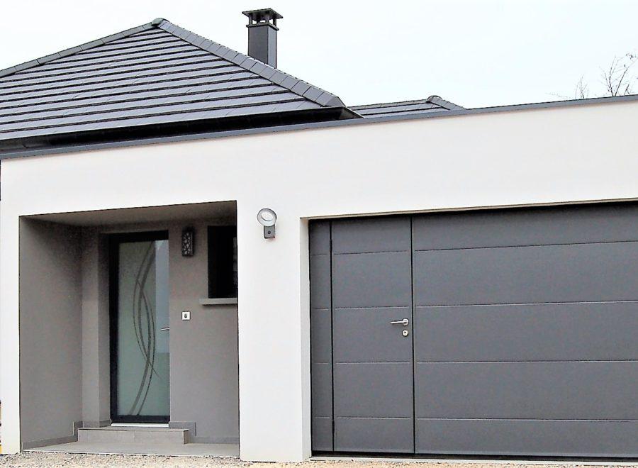 Maisons garage accolé MAISONS BEGI