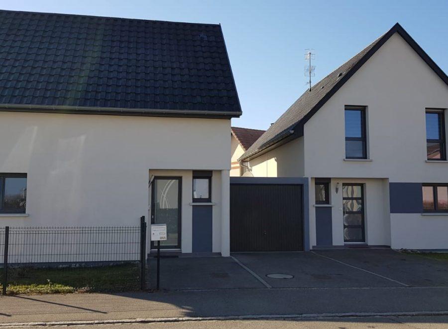 Maison jumelée Sausheim