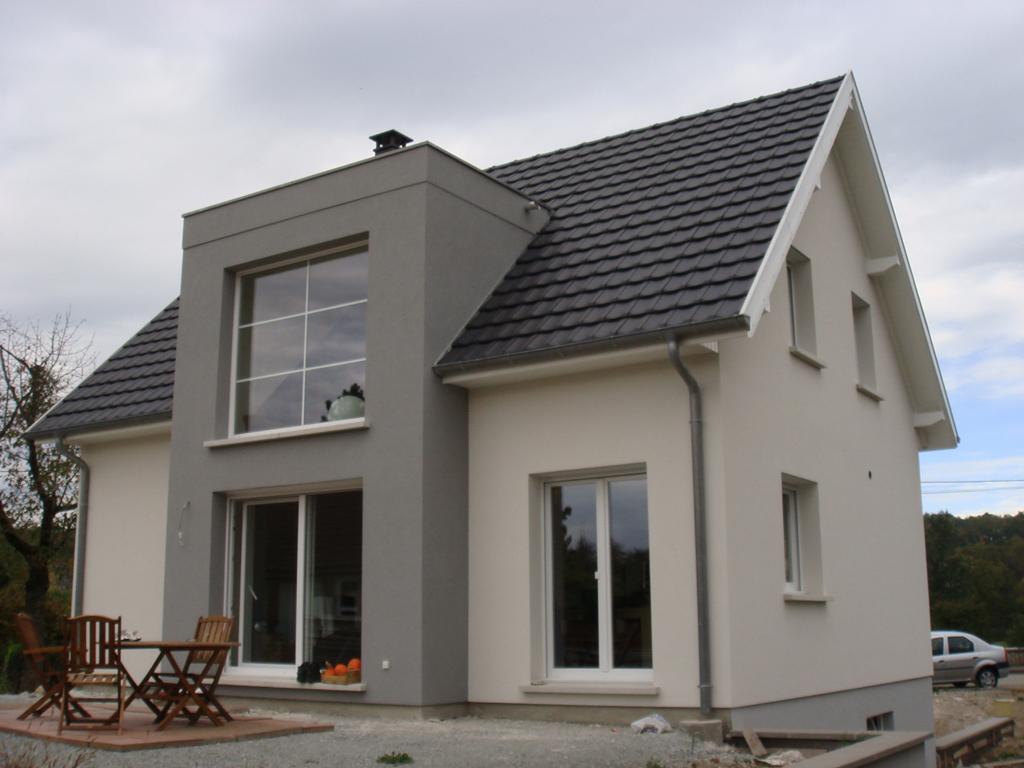 constructions maisons deux pans maisons begimaisons begi. Black Bedroom Furniture Sets. Home Design Ideas