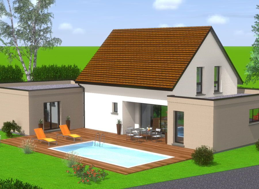 maisons contemporaine