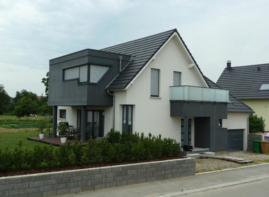 maisons contemporaines réalisation