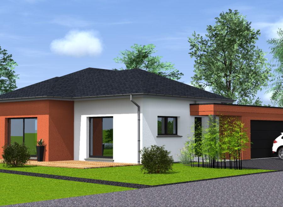 maisons plain-pied