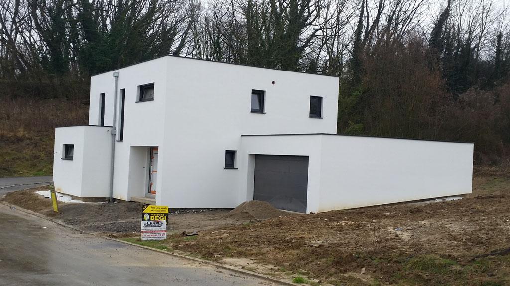 Construction Toit Plat Alsace Maisons Begi Maisons