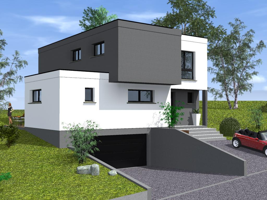 Construction De Maisons Cubiques Maisons Begi