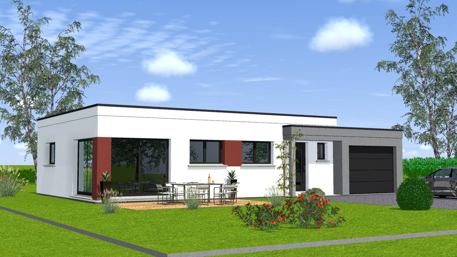 Construction Toit Plat Alsace Maisons Begi Maisons Begimaisons Begi