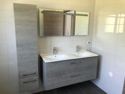 Double vasque maison contemporaine Wittersdorf