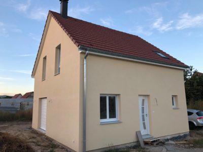 Merxheim maison ossature bois