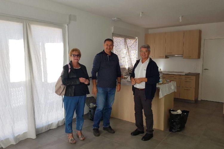 Haut-Rhin à Oberdorf maison 2 pans garage accolé