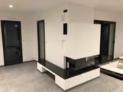 Maison contemporaine Helfrantzkirch