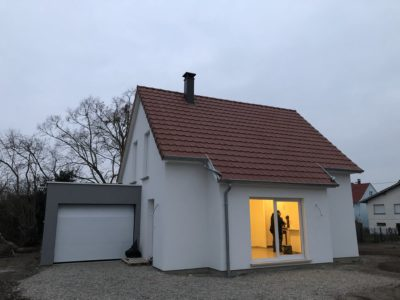 Construction 2 pans Volgelsheim