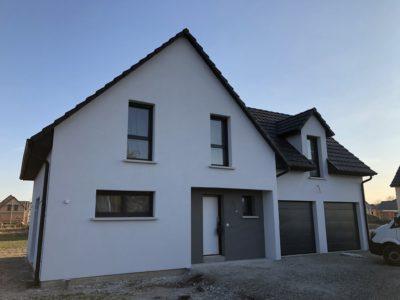 Maison avec double garage Pfastatt