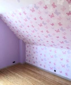 Belle chambre maison deux pans Ungersheim