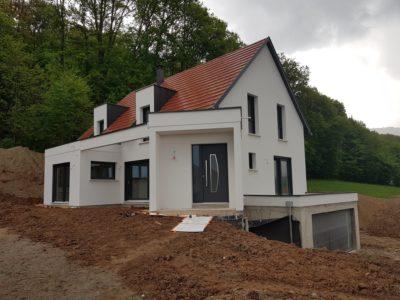 Construction contemporaine Wintzfelden