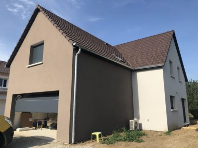 Construction garage accolé Reguisheim 25 06 2019