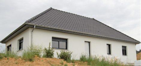 Belle maison plain pied à Muespach
