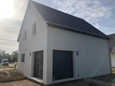 Réguisheim belle maison avec garage accolé