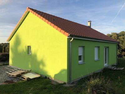 Construction plain-pied Alsace