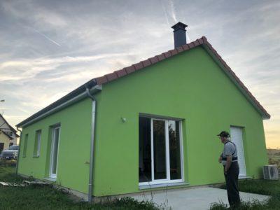 Neuwiller maison ossature bois
