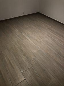 Maison plain-pied parquet effet bois