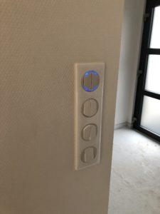 Interrupteurs lumineux maison plain-pied Alsace