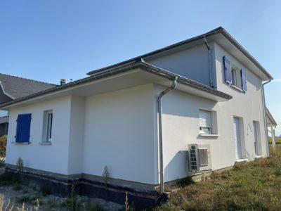 Maison 4 pans Fessenheim