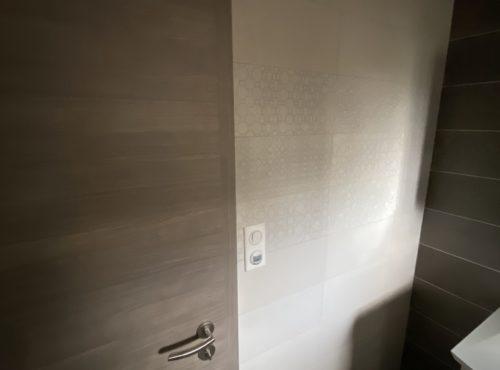 Porte intérieure maison plain-pied Soultzmatt