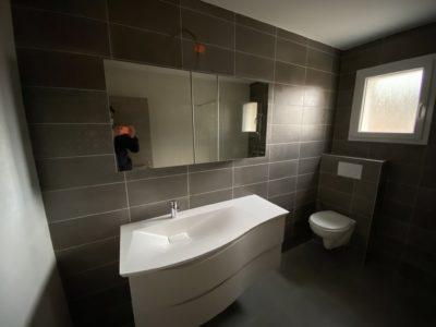 Salle de bain maison plain-pied Soultzmatt